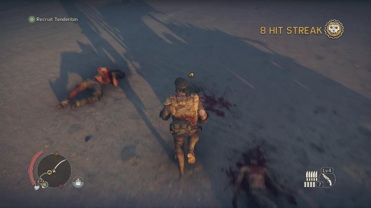 Fluffytoast playing Mad Max