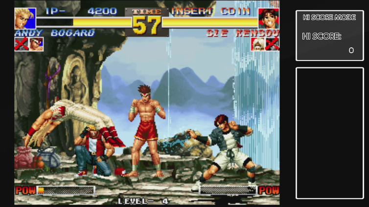 ACA NEOGEO THE KING OF FIGHTERS '95