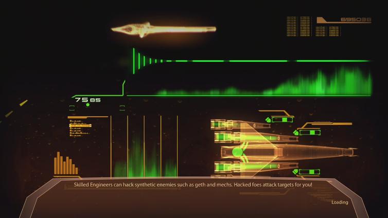 HumbleRugDealer playing Mass Effect 2
